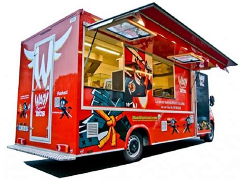Food Truck Business Plan Template Sample Pages